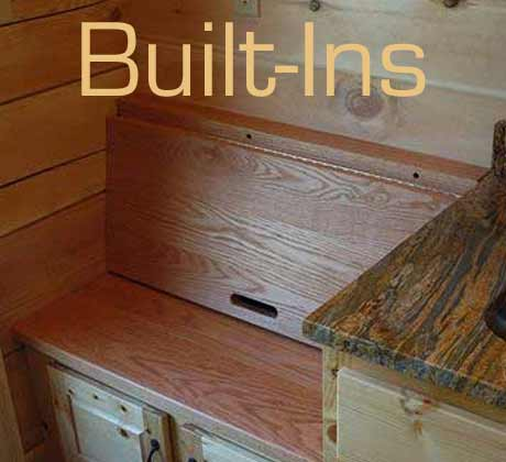 Built Ins Icon