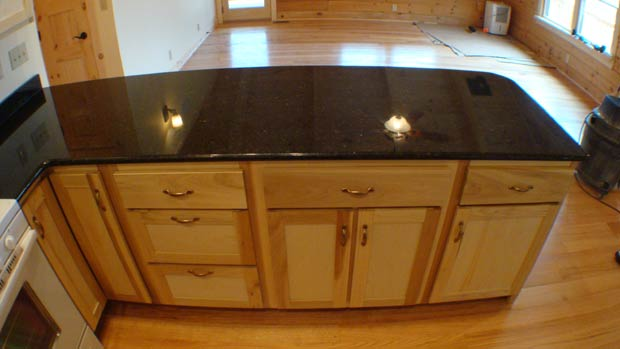 Genial Hand Crafted Solid Poplar Kitchen Cabinets: Clement