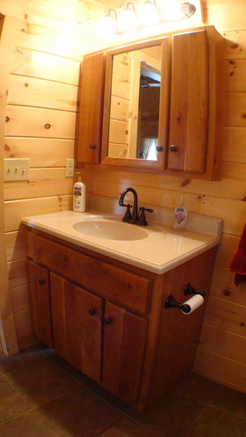 hand crafted solid cherry bathroom vanity cabinets loser