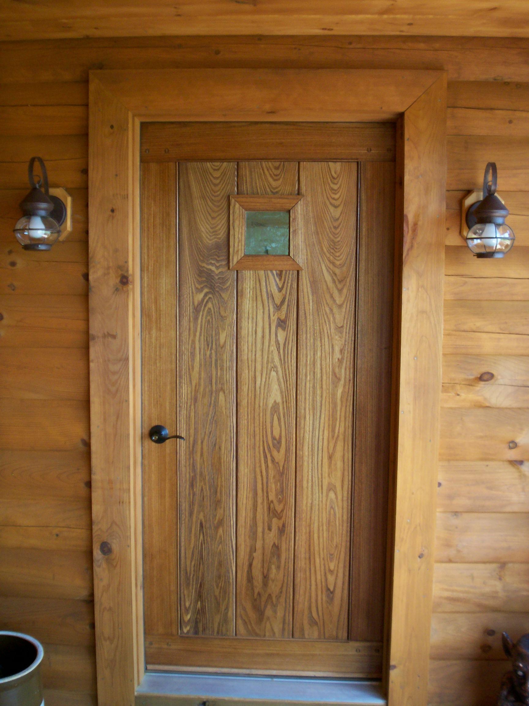 Reedbuild Doors